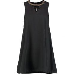 Sukienki hiszpanki: Vero Moda VMJUNE BEAD SHORT  Sukienka letnia black