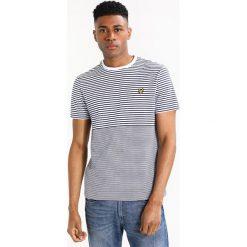T-shirty męskie z nadrukiem: Lyle & Scott Tshirt z nadrukiem dark blue