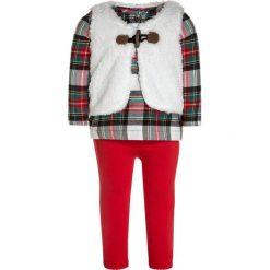 Kamizelki dziewczęce: Carter's GIRL PLAID VEST PANT BABY SET Kamizelka red