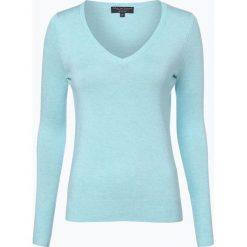Swetry damskie: Marie Lund - Sweter damski, zielony