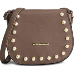 Torebka WITTCHEN - 87-4Y-416-9 Brązowy. Brązowe torebki klasyczne damskie Wittchen, ze skóry ekologicznej. Za 269,00 zł.