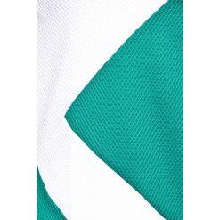 Adidas Originals - Top. Szare topy sportowe damskie adidas Originals, z elastanu, z okrągłym kołnierzem. W wyprzedaży za 149,90 zł.