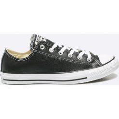 Converse - Tenisówki. Szare tenisówki męskie marki Converse, z gumy, na sznurówki. Za 379,90 zł.