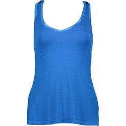 """Piżamy damskie: Koszulka piżamowa """"Skydiver"""" w kolorze niebieskim"""