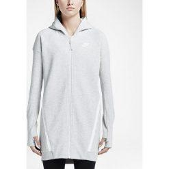 Kurtka Nike Tech Fleece Ccoon-Mesh (725844-051). Czarne kurtki damskie marki Alpha Industries, z materiału. Za 239,99 zł.