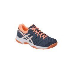 Buty do tenisa  Asics  GEL-PADEL PRO 3 GS C505Y. Czarne buty do tenisu damskie marki Asics. Za 228,66 zł.
