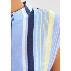 Bluzki asymetryczne: Karen by Simonsen NECESSARY  Bluzka blue