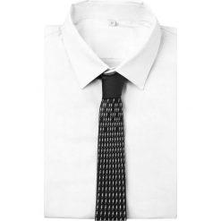 Krawaty męskie: Neil Barrett Krawat black/off white