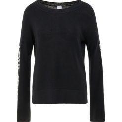 BOSS CASUAL IONNIE Sweter open blue. Niebieskie swetry klasyczne damskie BOSS Casual, m, z bawełny. Za 749,00 zł.