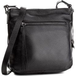Torebka CLARKS - Topsham Jewel  Black Leather. Czarne torebki klasyczne damskie Clarks, ze skóry. W wyprzedaży za 269,00 zł.
