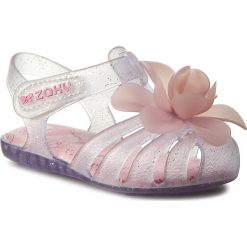 Sandały dziewczęce: Sandały ZAXY – Garden Baby 82059 Transparent 90279