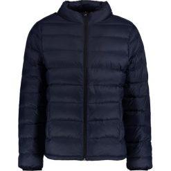 Abercrombie & Fitch PUFFER MOCK Kurtka puchowa navy. Niebieskie kurtki męskie puchowe marki Abercrombie & Fitch. W wyprzedaży za 391,20 zł.