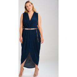 Długie sukienki: City Chic MAXI SEXY SLINK Długa sukienka teal