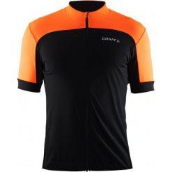 Craft Koszulka Balance, Czarna, M. Białe odzież rowerowa męska marki Craft, m. Za 225,00 zł.