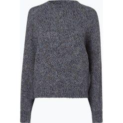 Someday - Sweter damski z dodatkiem alpaki – Taktana, niebieski. Niebieskie swetry klasyczne damskie marki someday., z dzianiny. Za 549,95 zł.