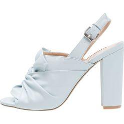 Sandały damskie: Miss Selfridge LUNA Sandały na obcasie blue