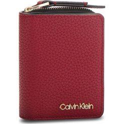 Portfele damskie: Mały Portfel Damski CALVIN KLEIN - Ck Base Small Wallet K60K604610 628