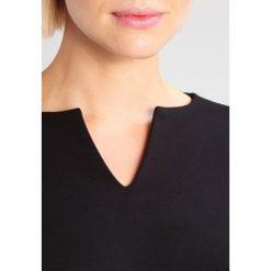 Sukienki hiszpanki: Madderson CAMILLA Sukienka z dżerseju black/gold