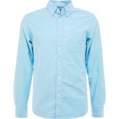 Koszule męskie na spinki: J.CREW MENS STRETCH OXFORD SLIM FIT Koszula tropical blue