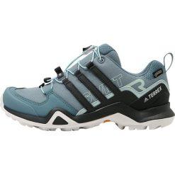 Adidas Performance TERREX SWIFT R2 GTX W Obuwie hikingowe rawgreen/carbon/ashgreen. Brązowe buty sportowe damskie marki adidas Performance, z gumy. Za 599,00 zł.