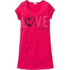 Koszula nocna bonprix różowy. Czerwone koszule nocne i halki marki DOMYOS, z elastanu. Za 34,99 zł.