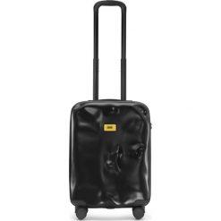 Walizka Icon kabinowa matowa czarna. Szare walizki marki Crash Baggage, z materiału. Za 880,00 zł.