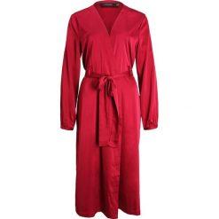 Szlafroki kimona damskie: MINKPINK HANGRY ROBE Szlafrok red