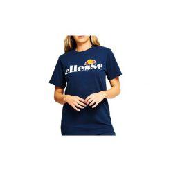 T-shirty z krótkim rękawem Ellesse  Albany T-Shirt. Niebieskie t-shirty damskie Ellesse, l. Za 110,88 zł.