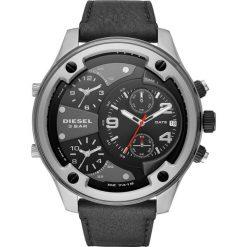 Zegarek DIESEL - Boltdown DZ7415 Black/Silver. Czarne zegarki męskie Diesel. Za 1599,00 zł.