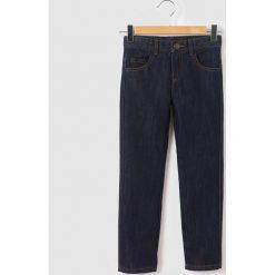Spodnie chłopięce: Dżinsy regular, proste