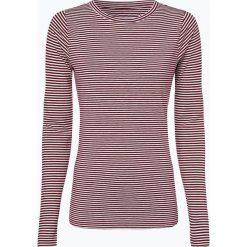 Marie Lund - Damska koszulka z długim rękawem, czerwony. Czerwone t-shirty damskie Marie Lund, s. Za 89,95 zł.