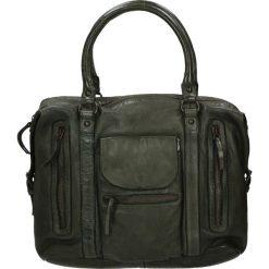 Torba - 4203361 GRIGI. Żółte torebki klasyczne damskie Venezia, ze skóry. Za 549,00 zł.