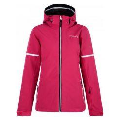 Bomberki damskie: Dare 2b Kurtka Narciarska Amplify Jacket Electric Pink 14
