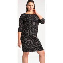 Sukienki hiszpanki: Dorothy Perkins Curve Sukienka etui metallic