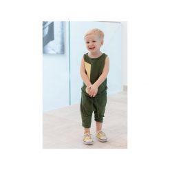 Spodnie niemowlęce: SPODENKI DEL GREEN