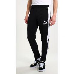 Spodnie dresowe męskie: Puma VINTAGE TRACK PANTS Spodnie treningowe black/white
