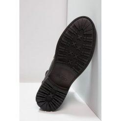 ALDO LUCIO Botki sznurowane black. Czarne botki męskie marki ALDO, z materiału, na sznurówki. W wyprzedaży za 535,20 zł.