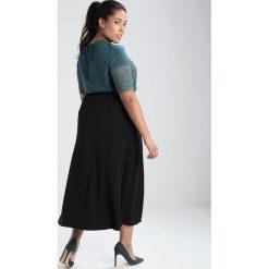 Długie spódnice: Evans PICASSO SKIRT  Długa spódnica black