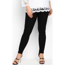 Spodnie damskie: Czarne Spodnie Better Grade