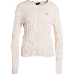 Swetry klasyczne damskie: Polo Ralph Lauren JULIANNA Sweter cream