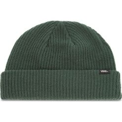 Czapka VANS - Core Basics Bea VN000K9YYDX Darkest Spruce. Zielone czapki męskie Vans, z materiału. Za 79,00 zł.