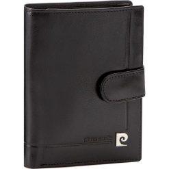 Duży Portfel Męski PIERRE CARDIN - YS507.1 326A Nero 12832. Czarne portfele męskie marki Pierre Cardin, ze skóry. Za 125,00 zł.