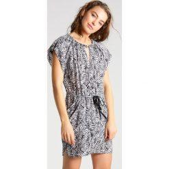 Sukienki hiszpanki: See u Soon Sukienka letnia offwhite/black