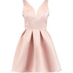 Sukienki hiszpanki: WAL G. SKATER Sukienka koktajlowa blush pink