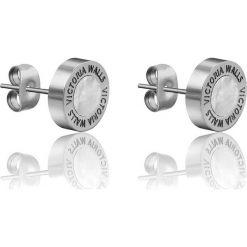 Kolczyki damskie: Kolczyki-wkrętki z masą perłową