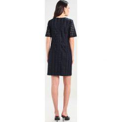 Sukienki hiszpanki: Banana Republic CIRCLE SHIFT DRESS Sukienka letnia preppy navy