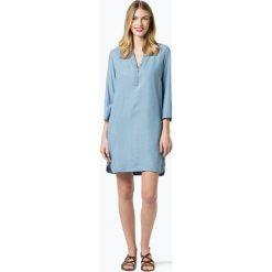 Marie Lund - Sukienka damska, niebieski. Niebieskie sukienki balowe Marie Lund, z jeansu, koszulowe. Za 299,95 zł.