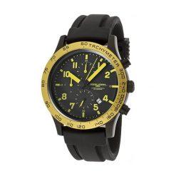 """Zegarki męskie: Zegarek """"JG1900-11"""" w kolorze czarno-złotym"""