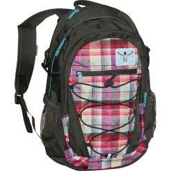 """Torebki i plecaki damskie: Plecak """"Herkules"""" w kolorze oliwkowo-różowym – 33 x 50 x 18 cm"""