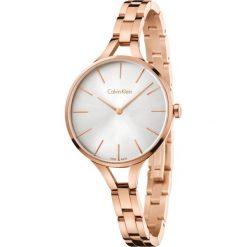 ZEGAREK CALVIN KLEIN Graphic K7E23646. Szare zegarki damskie Calvin Klein, szklane. Za 1459,00 zł.